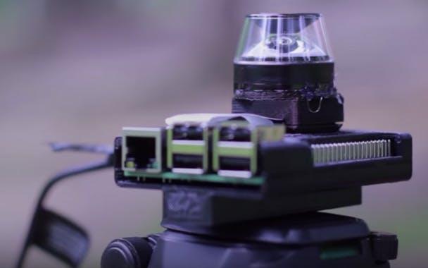 360-Grad-Kamera für wenig Geld: Schönes Bastel-Projekt für Raspberry Pi
