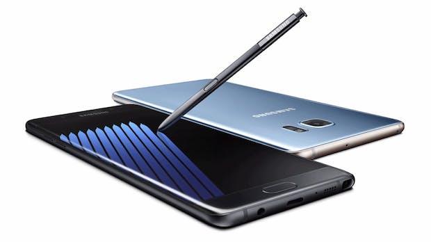 Neuer Job für ausgemusterte Note 7: Überwachung der Akku-Tests für Galaxy S8