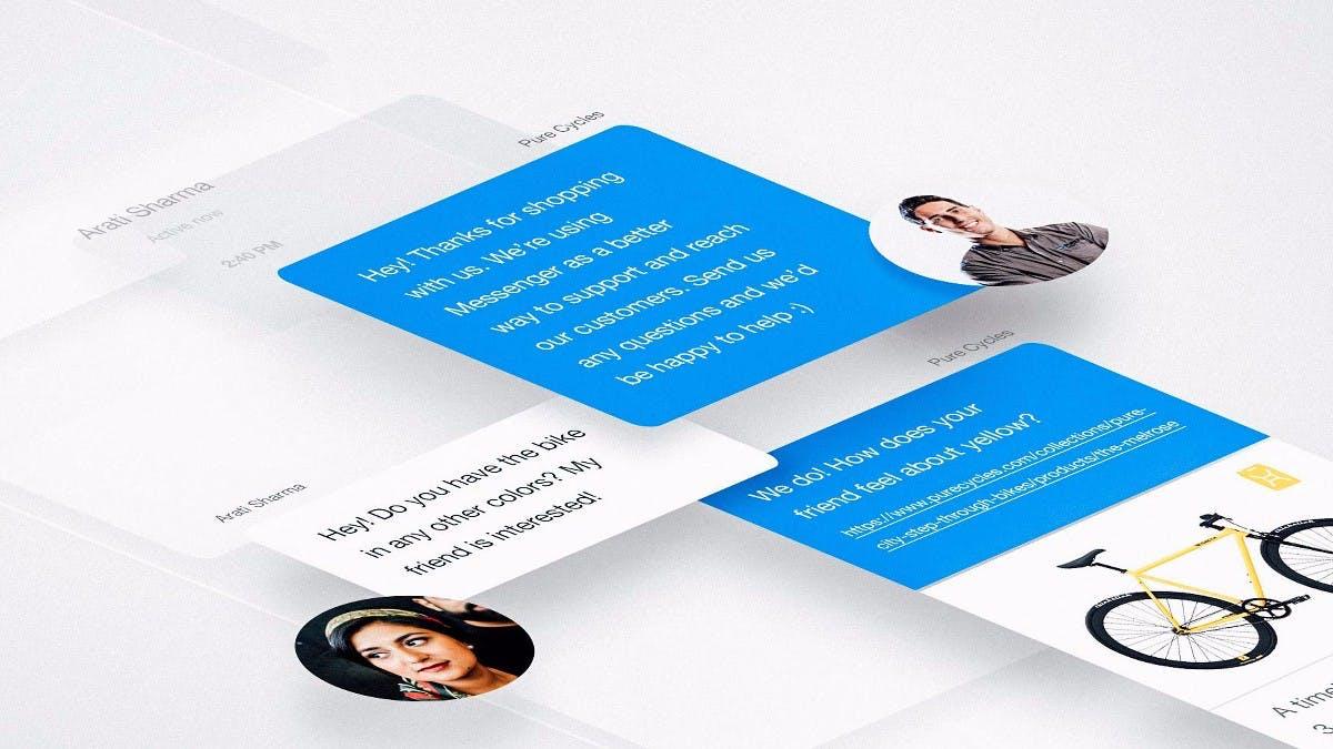 Shoppen im Chat: Shopify macht den Facebook Messenger zum Verkaufskanal