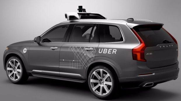 Uber lässt seine User mit den selbstfahrenden Pkws mitfahren. (Bild: Uber)
