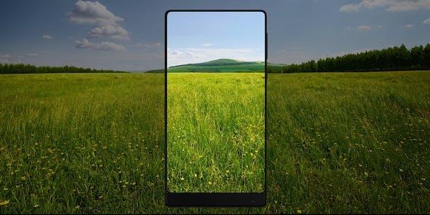 Android-Vater Rubin will mit randlosem KI-Smartphone den Markt aufmischen