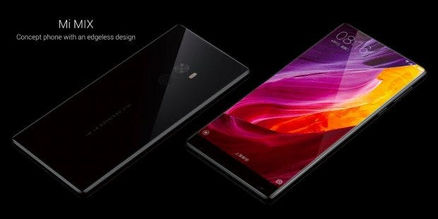 Xiaomi Mi Mix. (Bild: Xiaomi)