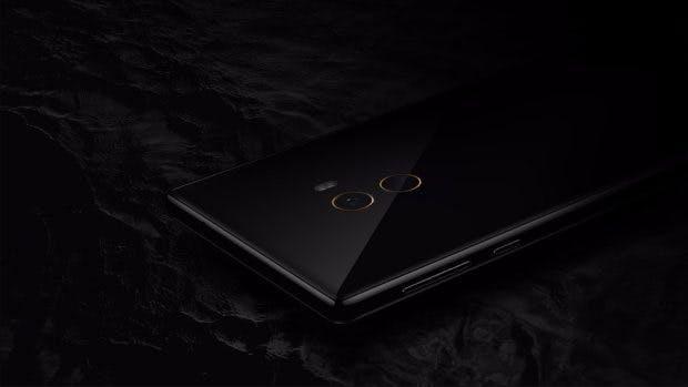 Das Xiaomi Mi Mix wurde zusammen mit dem französischen Star-Designer Philippe Starck entworfen. (Bild: Xiaomi)