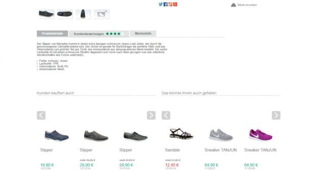 deichmann_personalisierte_produktempfehlung
