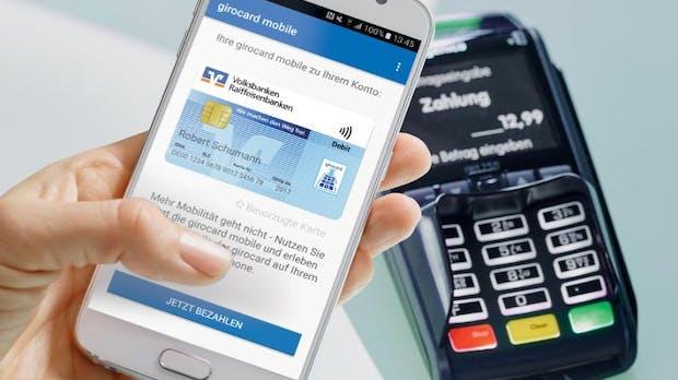 EC-Karte wandert aufs Handy: Volksbanken stellen Girocard Mobile vor