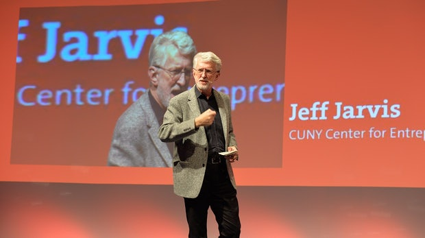 Jeff Jarvis: Diese digitalen Chancen hat Deutschland in der Trump-Ära