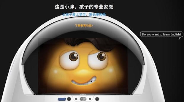 """Pummelchens"" Rache: Chinesischer Roboter verletzt Mann"