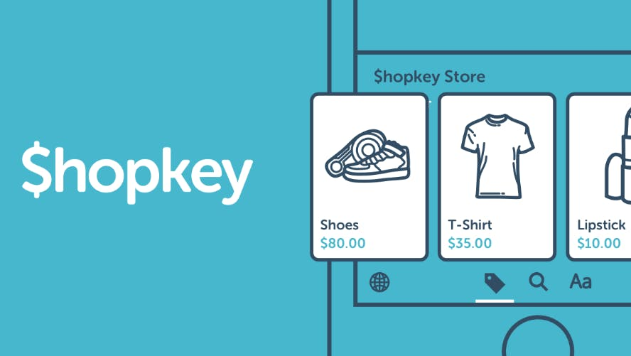 Shopkey: Der Shopify-Produktkatalog in eurer Tastatur