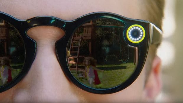 Spectacles: 4 Gründe, warum die Snapchat-Brille im Gegensatz zur Google Glass ein Erfolg wird