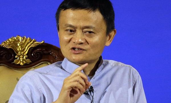 Jack Ma erstmals seit Oktober wieder mit Video-Rede aufgetaucht