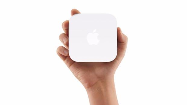 Apple mistet weiter aus: Nach den Thunderbolt-Displays müssen die Airport-Router dran glauben