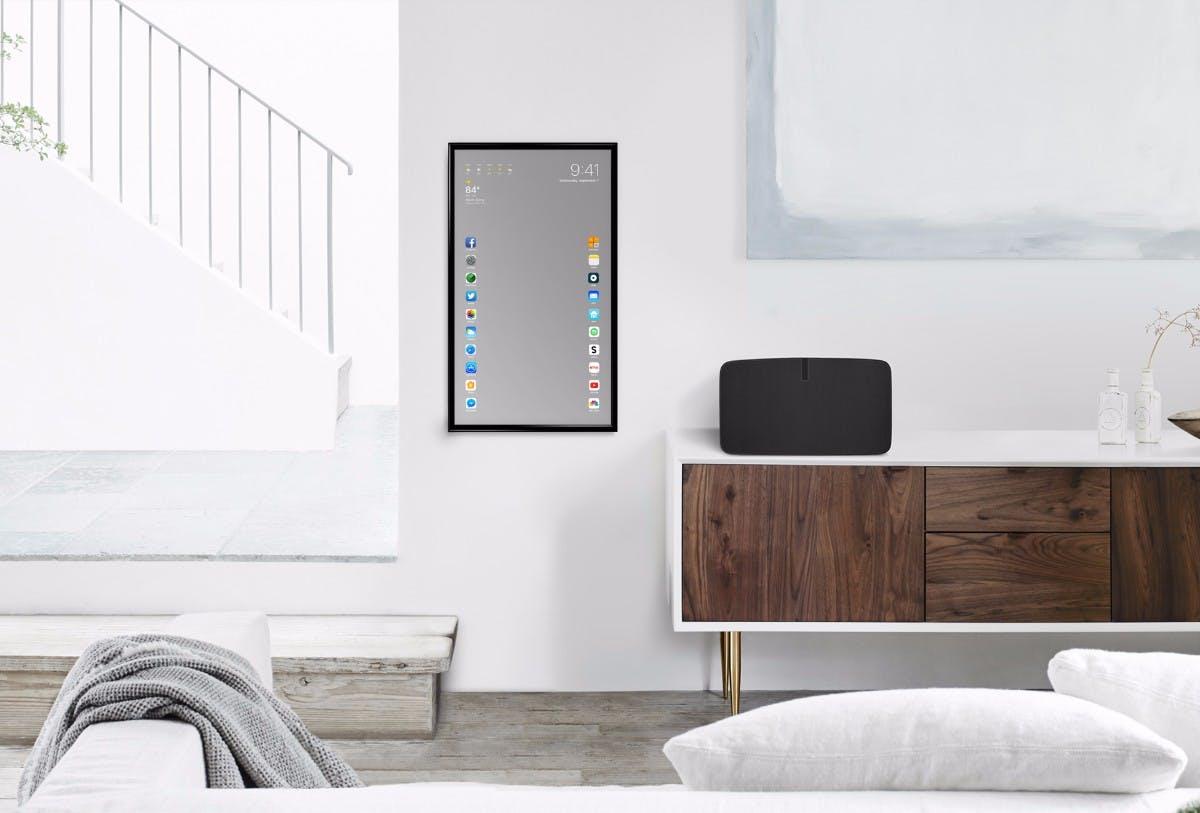 """""""Apple Mirror"""": Designer baut sich feuchten Traum eines jeden Apple-Fanboys"""