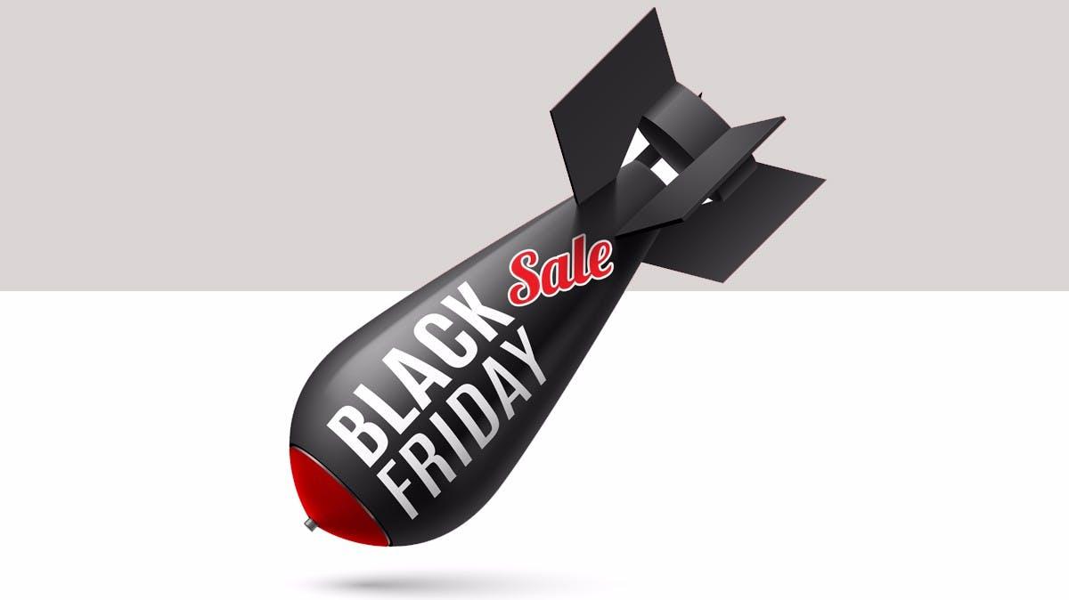 Der Black Friday schadet mehr, als dass er nützt