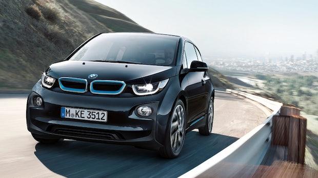 BMW i3 erhält 2017 neues Design – inklusive größerem Akku und mehr Reichweite