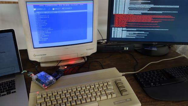 Slack für den C64: Team-Messenger jetzt abwärtskompatibel bis 1982