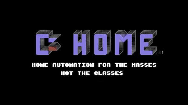 Heimautomation mit dem C64: Commodore Home macht's möglich
