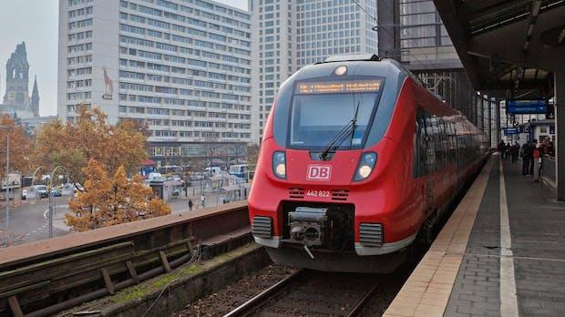 Kostenloses WLAN im Nahverkehr: Deutsche Bahn startet Pilotphase in Regionalzügen