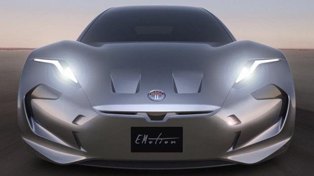 Schicke Tesla-Konkurrenz: Das Luxus-Elektroauto von Fisker fährt 640 Kilometer weit