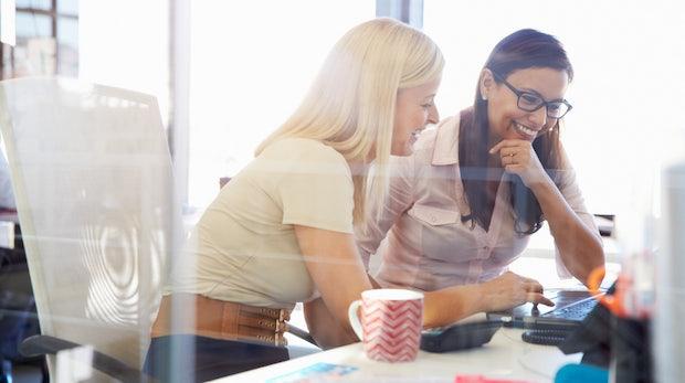 Gender-Gap: Die größten Tech-Firmen haben einen Frauenanteil von weniger als 20 Prozent