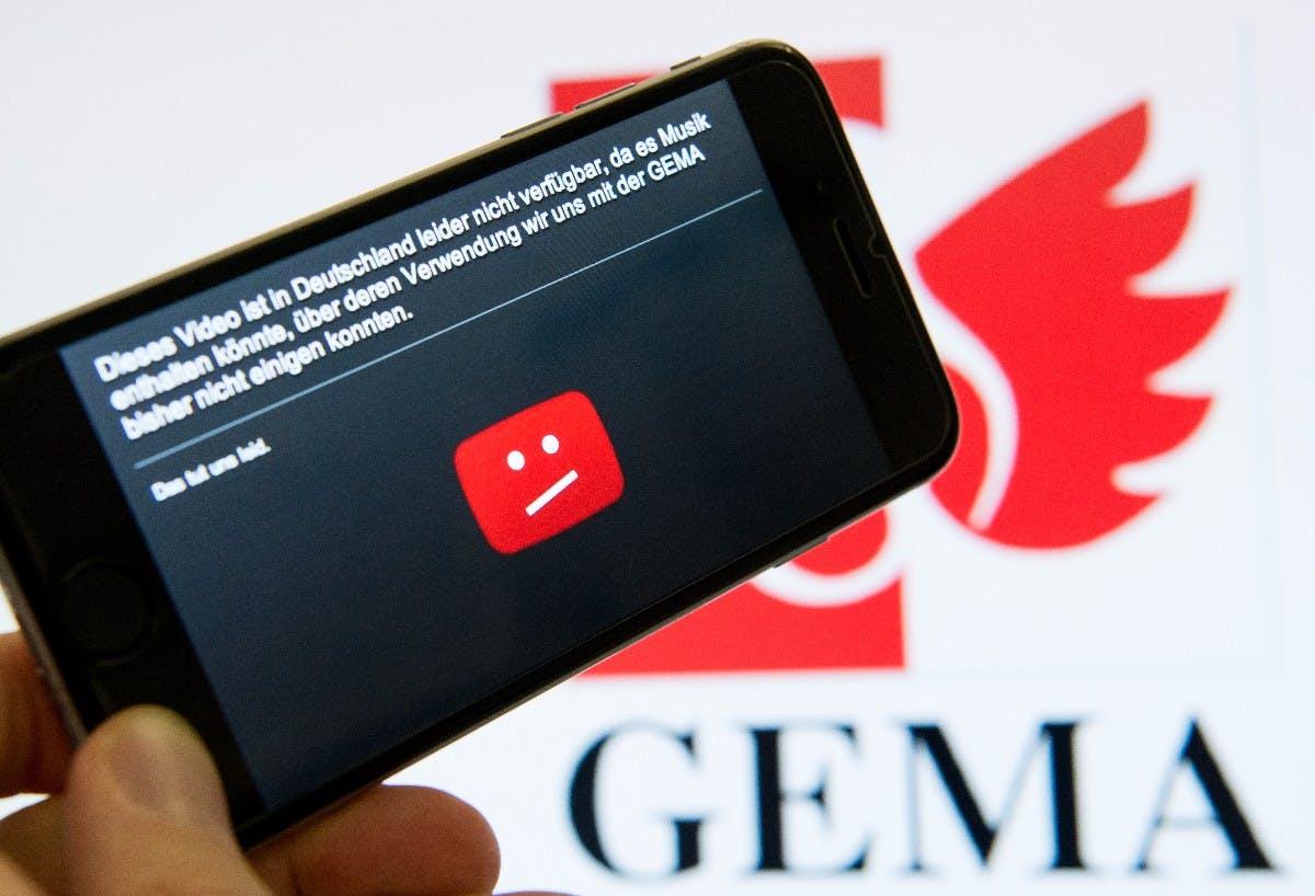 Youtube gegen Gema –was die überraschende Einigung bedeutet