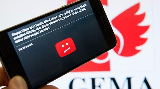 Youtube und Gema: Das müsst ihr zum Hochladen von Musik jetzt wissen