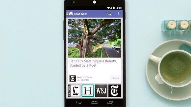 Mehr Personalisierung und Web-App: Google erneuert den Newsstand