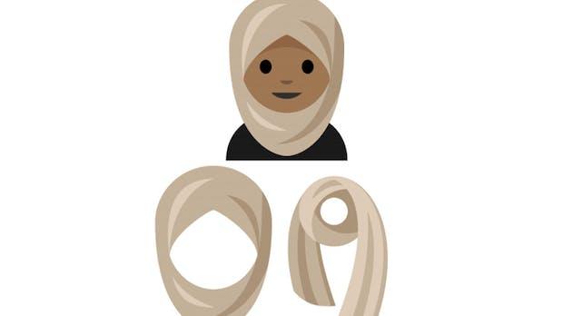 Unicode genehmigt das Hijab-Emoji – und 55 andere neue Symbole