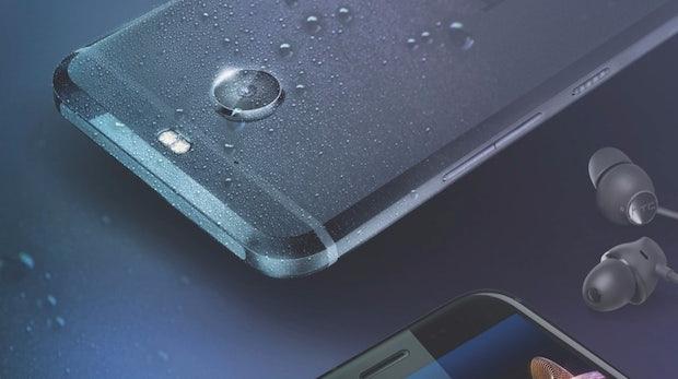 Wasserdicht und ohne Audiobuchse: Das HTC 10 evo kommt mit Android 7.0