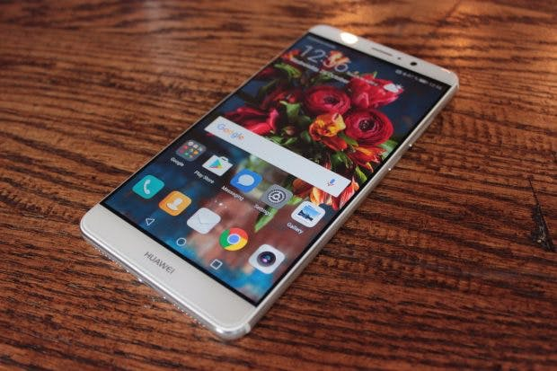 Huawei Mate 9 . (Foto: t3n)