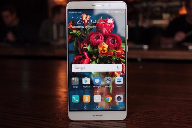 Das Huawei Mate 9. (Foto: t3n)