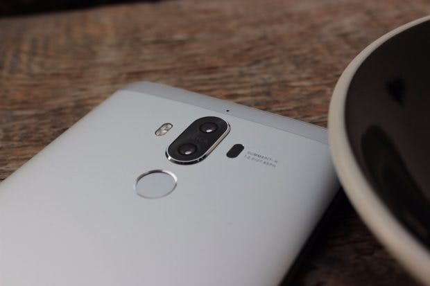 Die Kamera des Huawei Mate 9 kann überzeugen. (Foto: t3n)