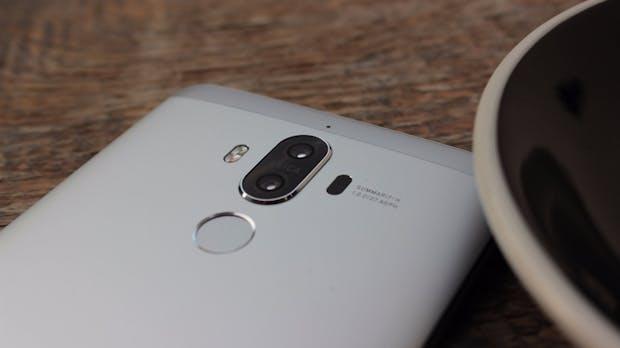 Huawei Mate 9 im Test: Klappe, Leica die Zweite