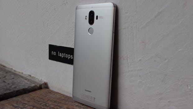 Huawei Mate 9. (Foto: t3n)