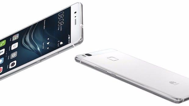 Huawei P9 Lite. (Bild Huawei)