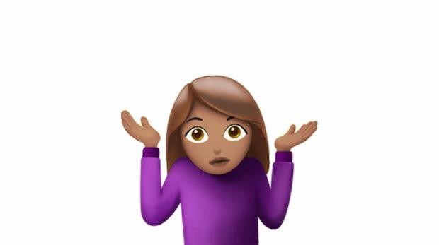 Von Facepalm bis Shrug: Diese neuen Emojis bringt iOS 10.2