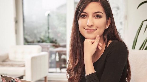 """Aya Jaff: """"Ich rate Leuten eher von der Programmierung einer App ab"""""""