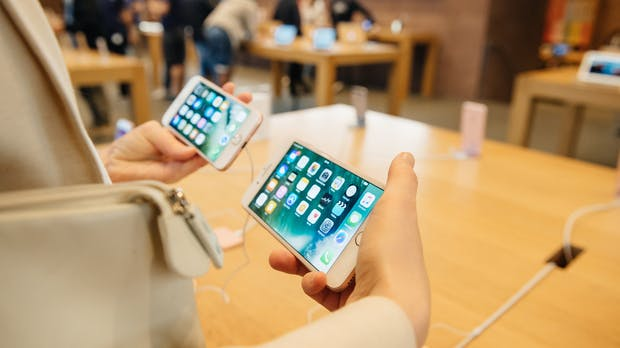 Apple will angeblich eigene Grafikchips fürs iPhone bauen – Imagination-Aktie crasht