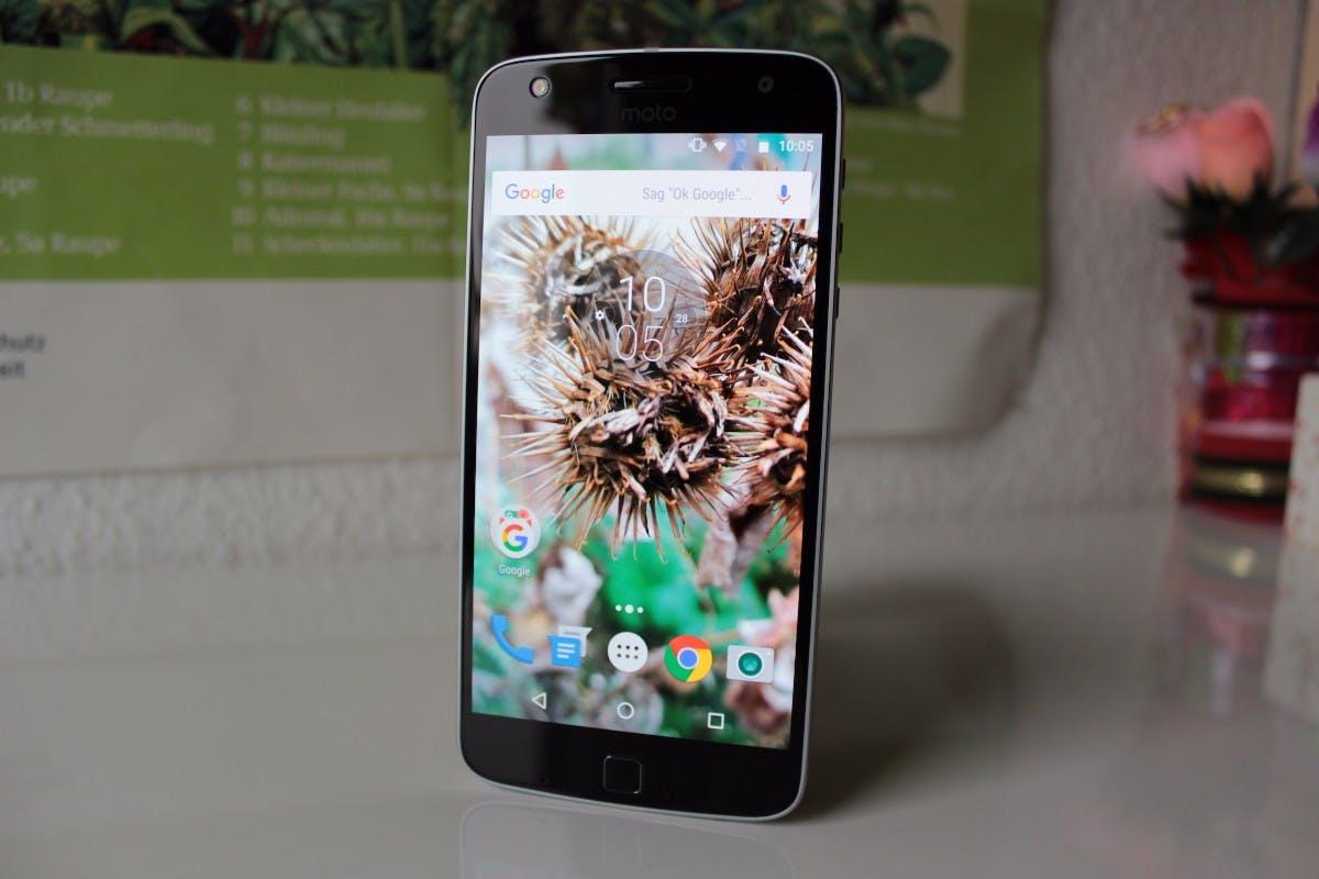Lenovo Moto Z Play. (Foto: t3n)