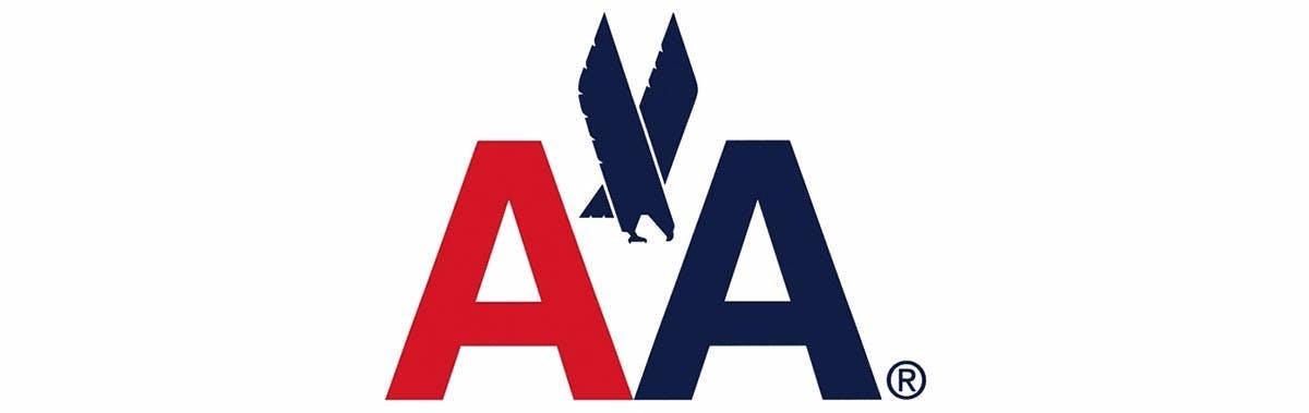 Das alte American Airlines Logo. (Screenshot: creativeblog.com)