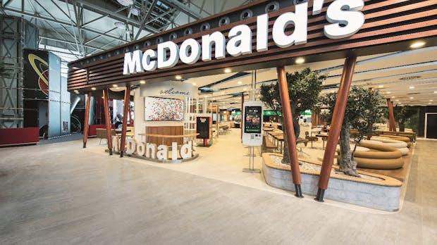 McDonalds will die Kassenschlange mit einer App besiegen