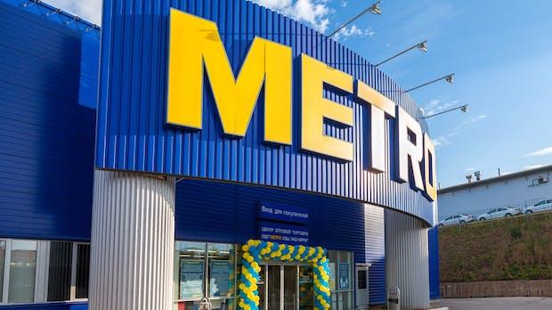 Beschlossen: Metro wird in Elektronik- und Foodkonzern aufgespalten