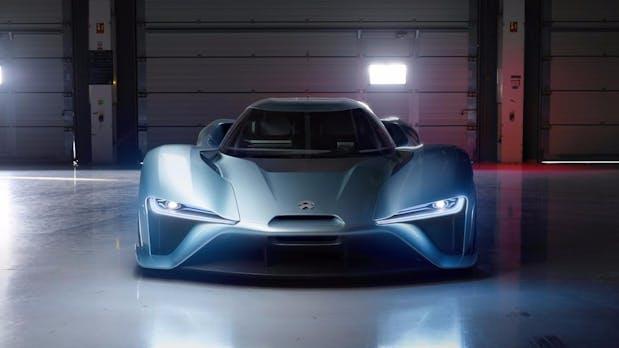 1.360 PS: Das ist das schnellste Elektroauto der Welt