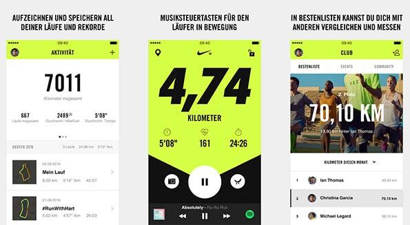 Apps zum Abnehmen iPhone
