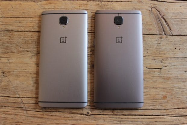 Das Oneplus 3 wird zugunsten des Oneplus 3T nicht mehr angeboten. (Foto: t3n)