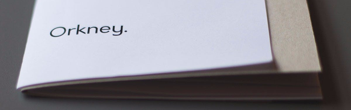 Orkney ist ein geometrisches Typeface. (Screenshot: freedesignresources.net)