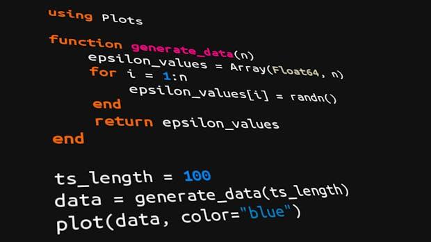 Julia in der Big-Data-Analyse: 2017 könnte das Jahr für die Programmiersprache werden