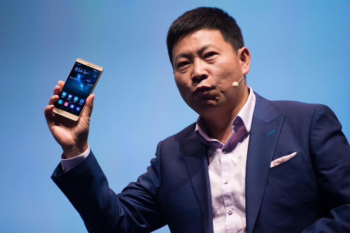 Bis 2018 auf Platz 2: Apple mach Platz, jetzt kommt Huawei!