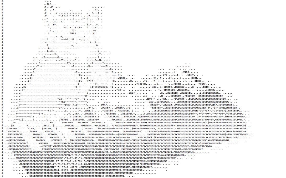Auch Keyboard-Cat lässt sich in einer robots.txt-Datei finden. (Screenshot: sharkseo.com/robots.txt)