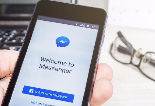 Facebook bringt Werbung in den Messenger