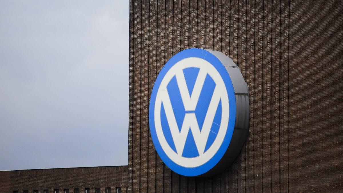 VW gibt sich 2019 ein neues Logo